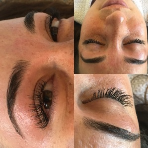 Expert Brow Shaping and Lash Extensions